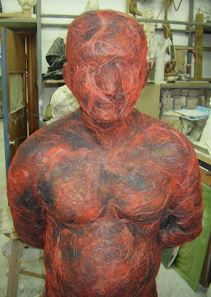 Nude – Big man