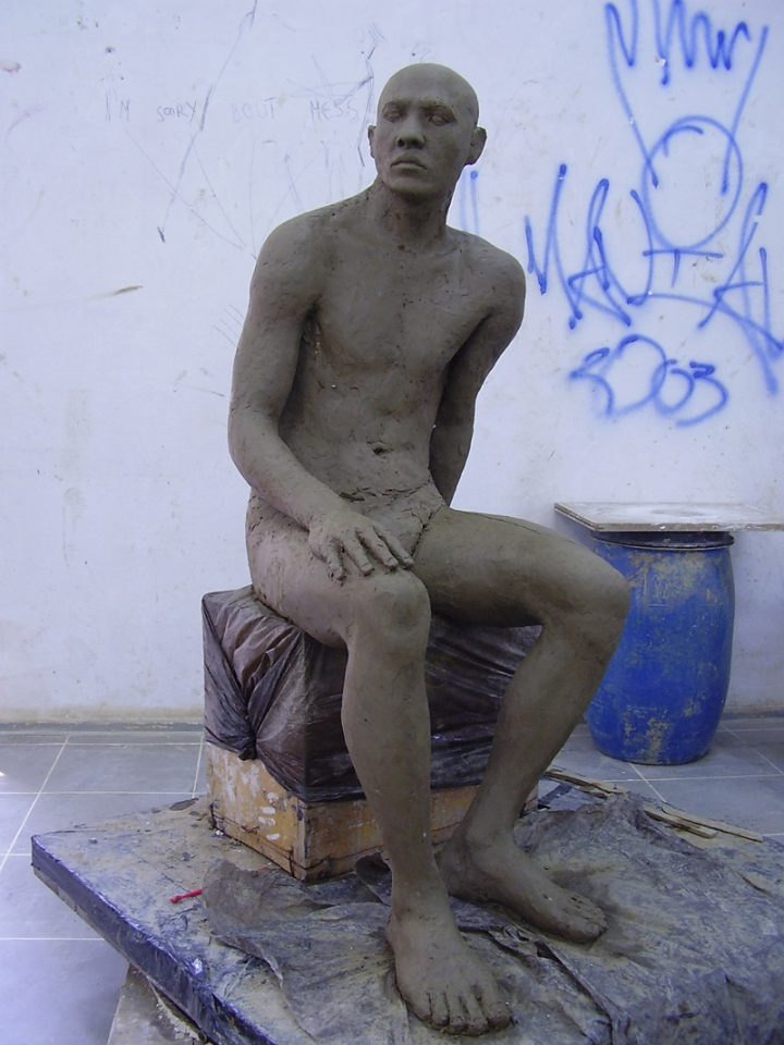 Nude – Young man