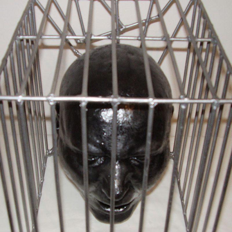 Prisoner of his mind